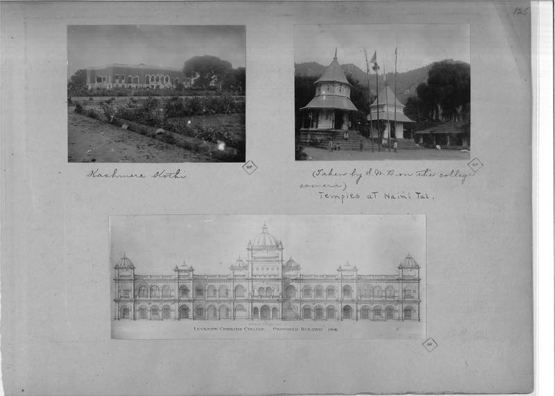 Mission Photograph Album - India - O.P. #02 Page 0125