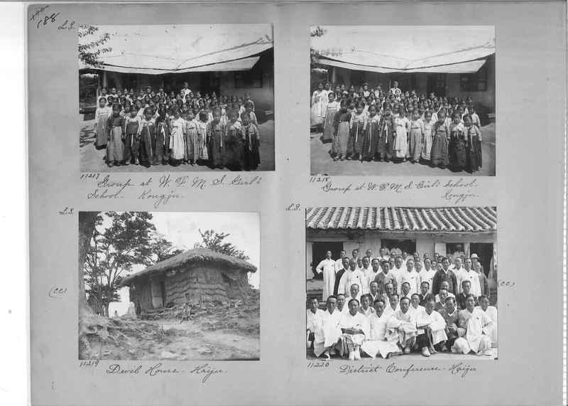 Mission Photograph Album - Korea #1 page 0188