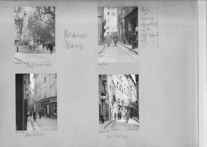 Mission Photograph Album - Europe #05 Page 0208