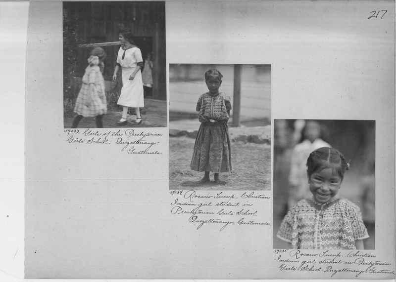 Mission Photograph Album - Panama #02 page 0217