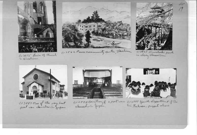 Mission Photograph Album - Japan #07 Page 0019