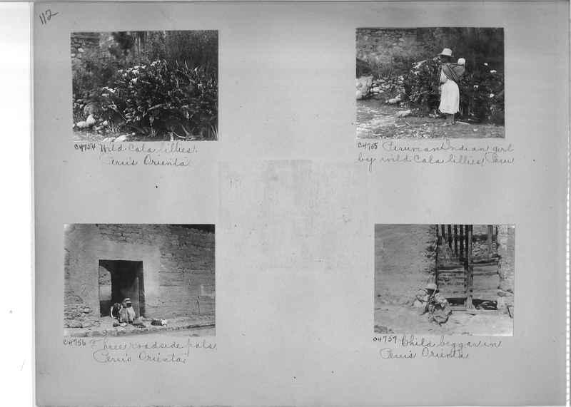 Misson Photograph Album - South America #8 page 0112