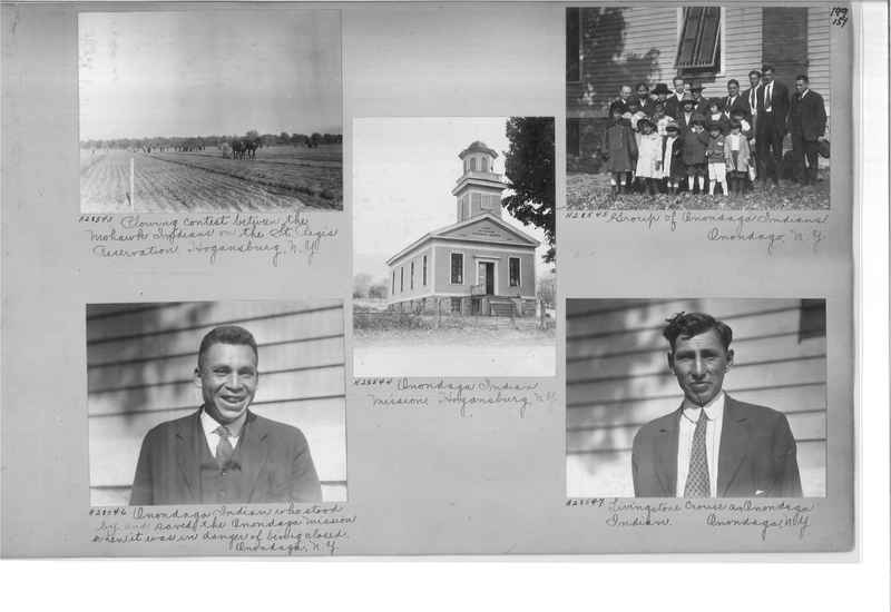 Mission Photograph Album - Indians #2 page_0151