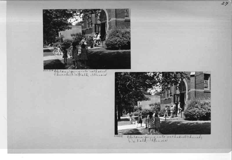Mission Photograph Album - Religious Education #2 page 0027