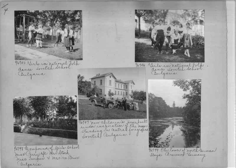 Mission Photograph Album - Europe #09 Page 0004