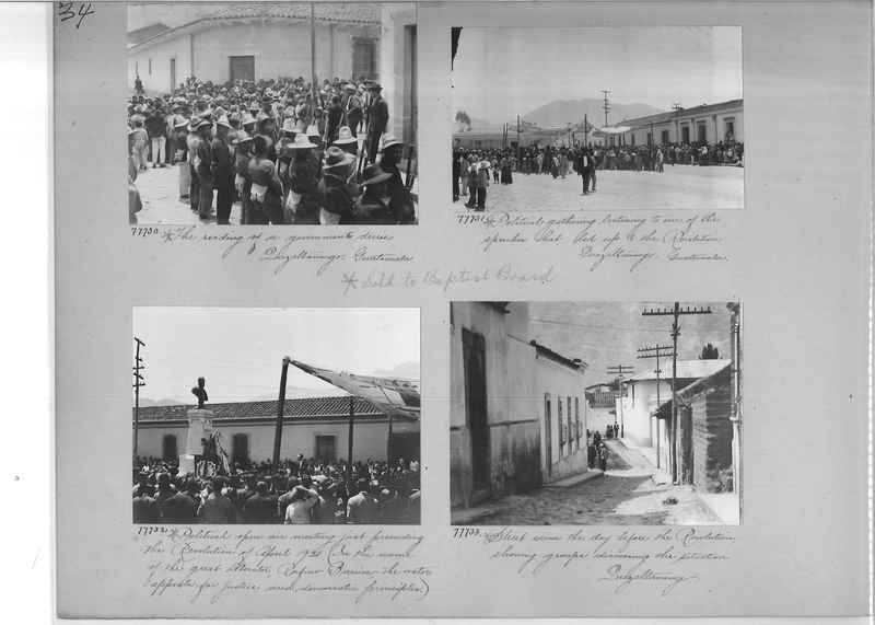 Mission Photograph Album - Panama #04 page 0034