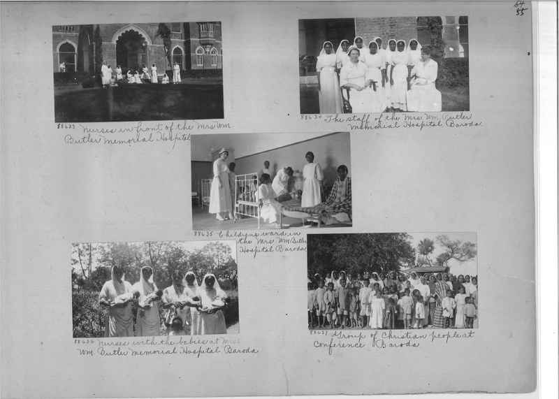 Mission Photograph Album - India #10 Page 0055