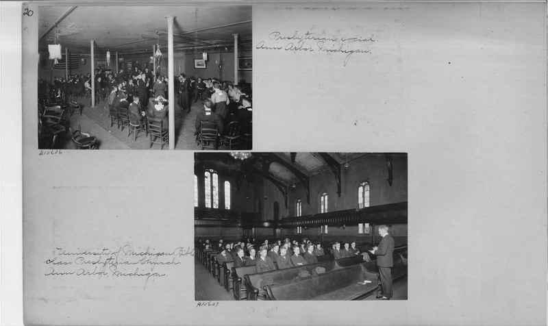 Mission Photograph Album - Education #1 page 0020