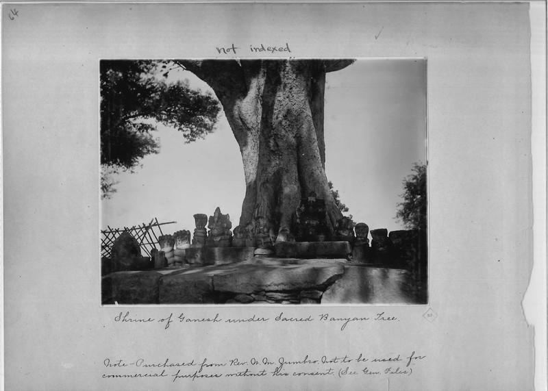 Mission Photograph Album - India - O.P. #02 Page 0064