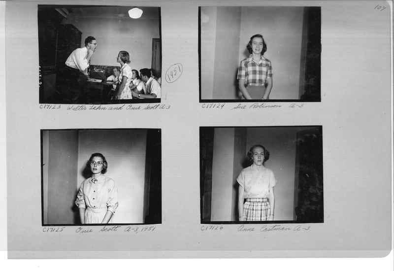 Mission Photograph Album - Portraits #07 Page 0107
