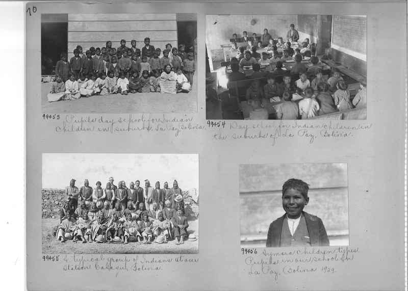 Misson Photograph Album - South America #8 page 0070