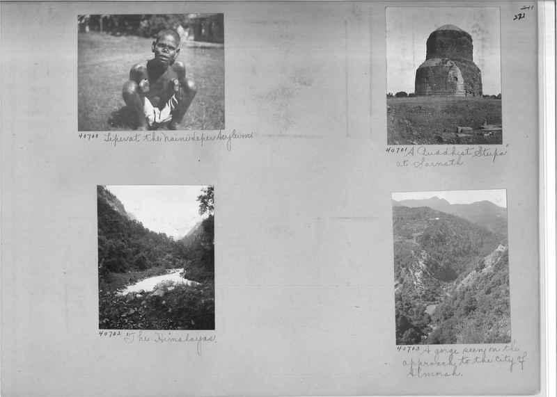 Mission Photograph Album - India #05_0221