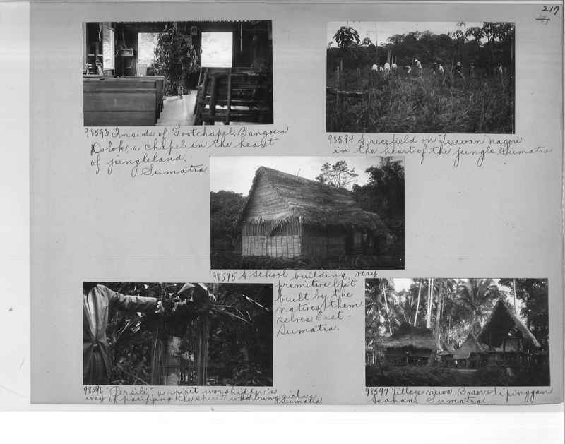 Mission Photograph Album - Malaysia #6 page 0217