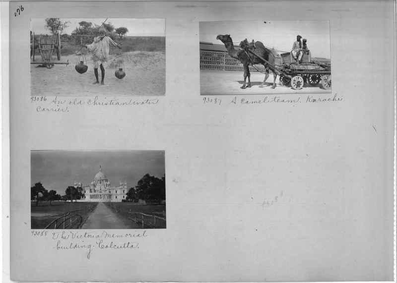 Mission Photograph Album - India #10 Page 0176