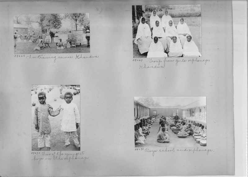 Mission Photograph Album - India #05_0108