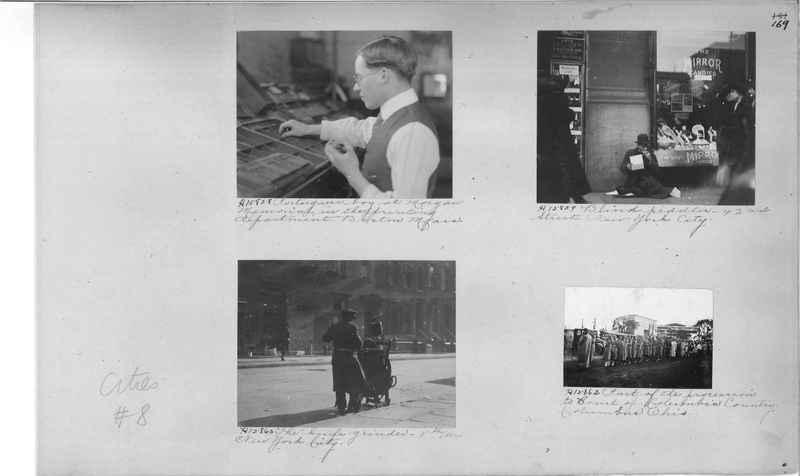 Mission Photograph Album - Cities #8 page 0169