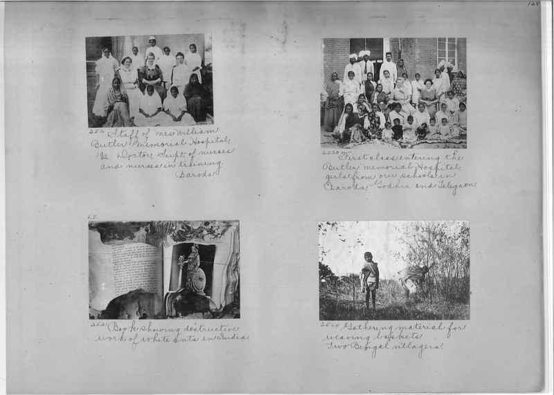 Mission Photograph Album - India #01 page 0125