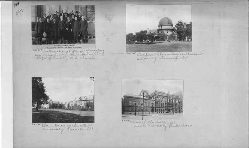 Mission Photograph Album - Education #1 page 0194