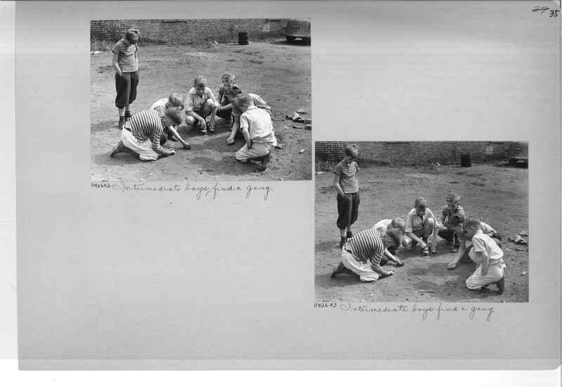 Mission Photograph Album - Religious Education #2 page 0035
