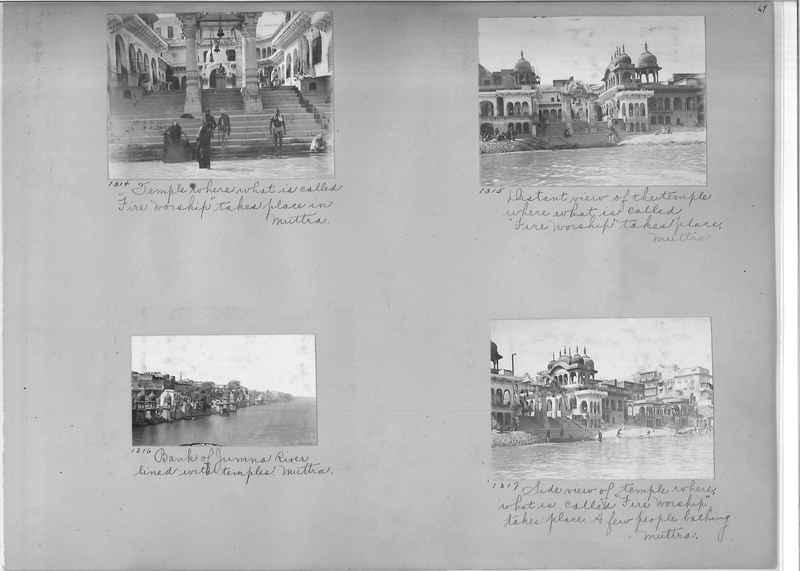 Mission Photograph Album - India #01 page 0069