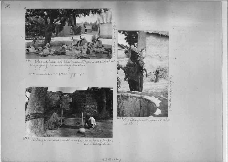 Mission Photograph Album - India #01 page 0194