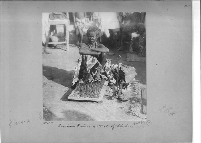 Mission Photograph Album - India - O.P. #02 Page 0165