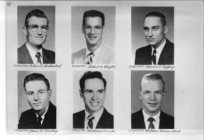 Mission Photograph Album - Portraits #09 Page 0092