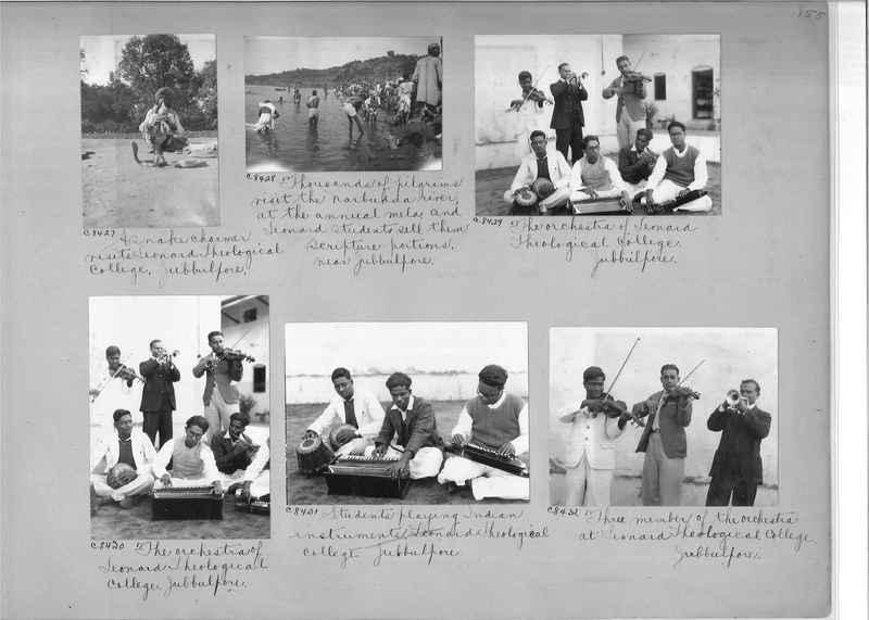 Mission Photograph Album - India #13 Page 0155