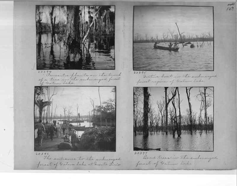 Mission Photograph Album - Panama #1 page  0129