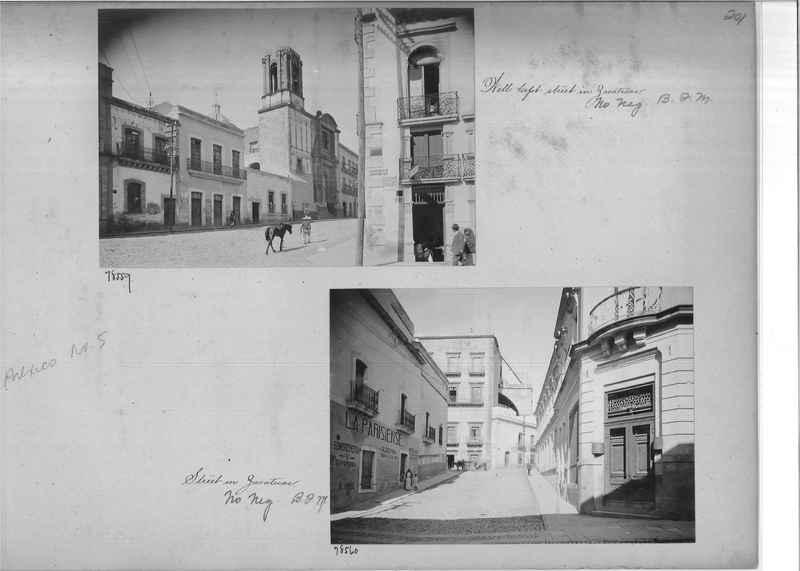 Mission Photograph Album - Mexico #05 page 0201