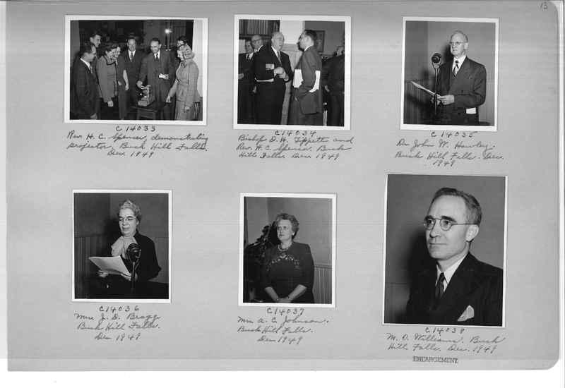 Mission Photograph Album - Portraits #07 Page 0013