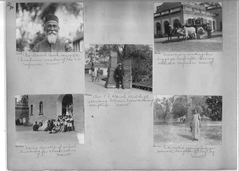Mission Photograph Album - India #10 Page 0084