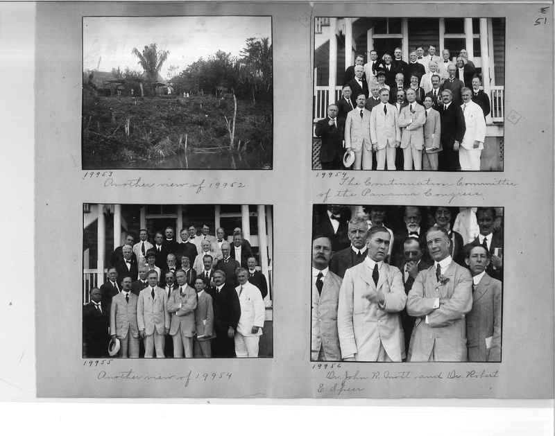 Mission Photograph Album - Panama #1 page  0051