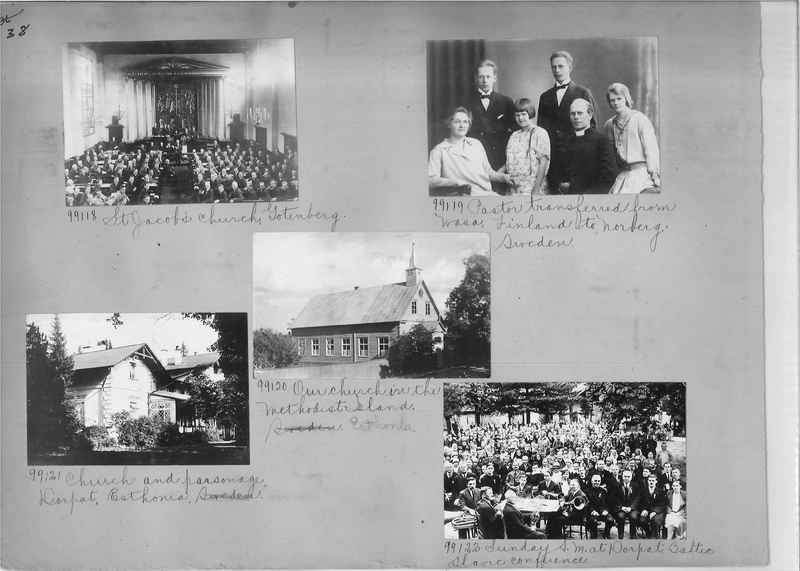 Mission Photograph Album - Europe #09 Page 0038