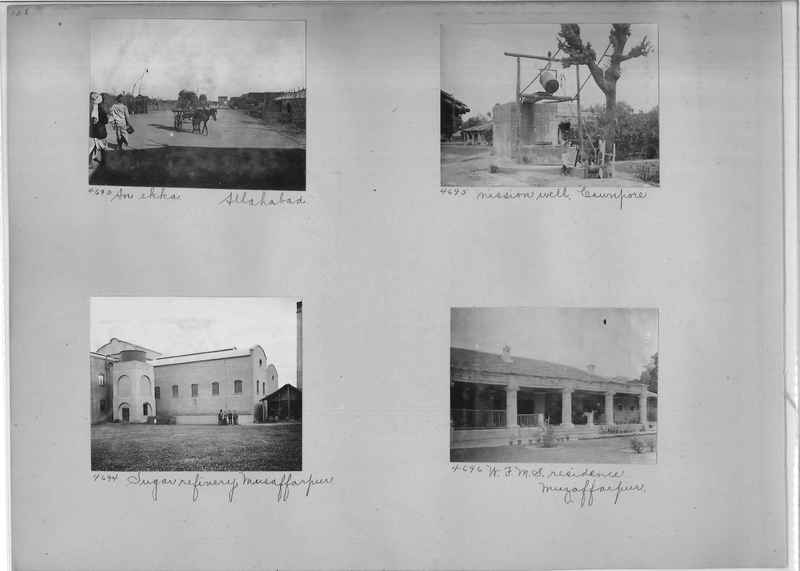 Mission Photograph Album - India #01 page 0158