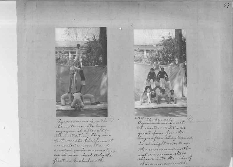 Mission Photograph Album - South America O.P. #1 page 0067