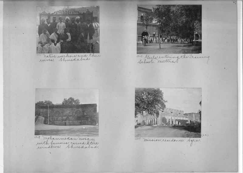 Mission Photograph Album - India #01 page 0067
