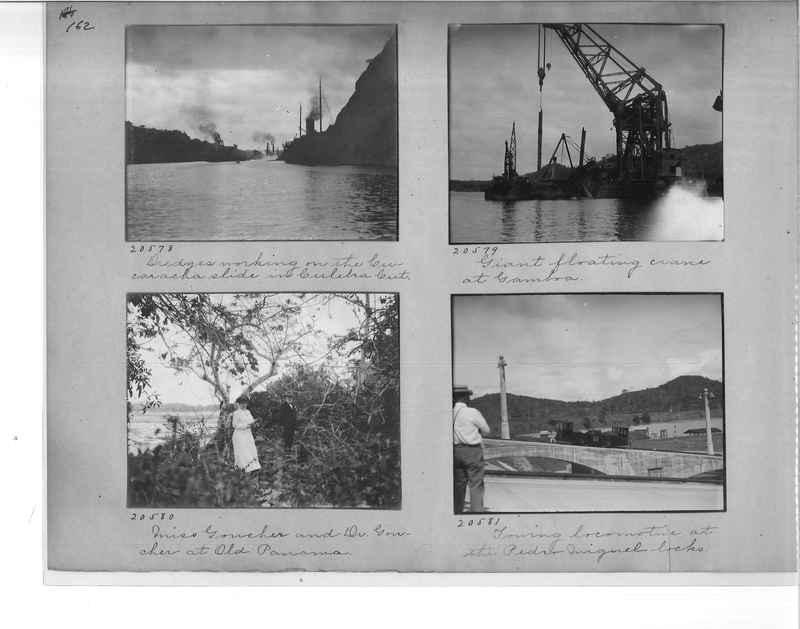 Mission Photograph Album - Panama #1 page  0162
