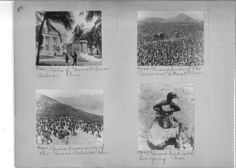 Misson Photograph Album - South America #8 page 0050