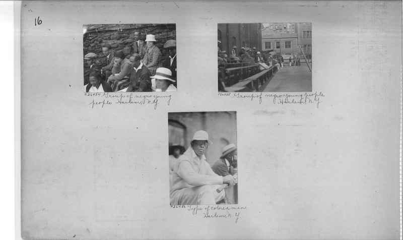 Mission Photograph Album - Negro #4 page 0016