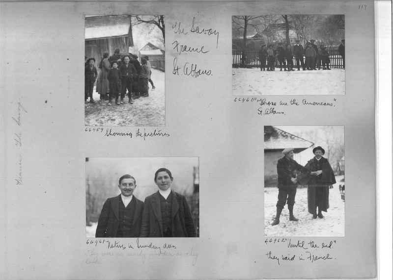 Mission Photograph Album - Europe #05 Page 0117