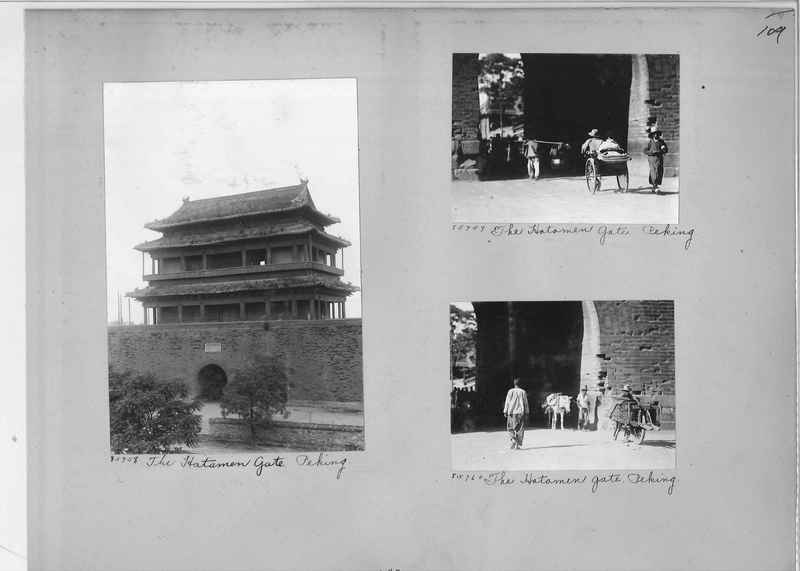 Mission Photograph Album - China #12 page 0109