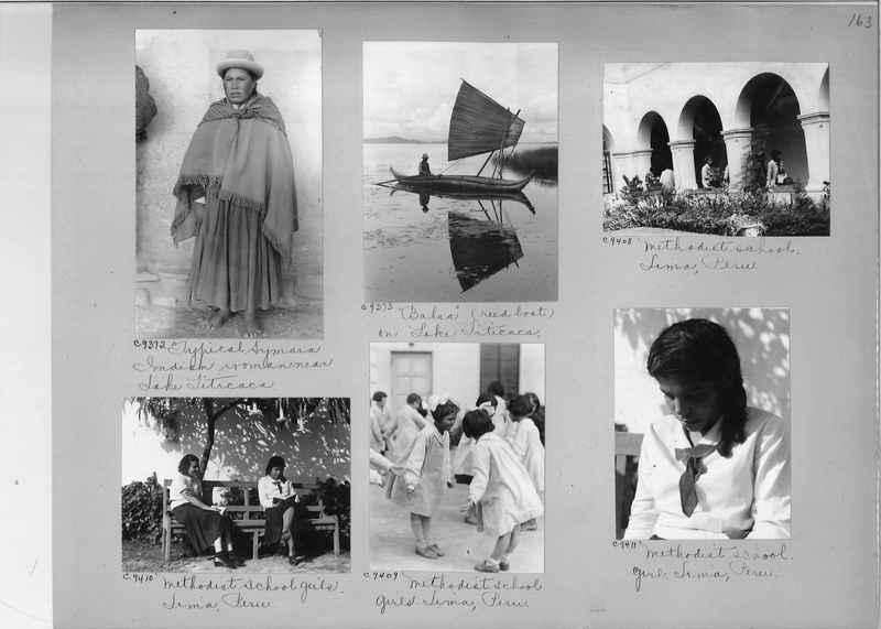 Misson Photograph Album - South America #8 page 0163