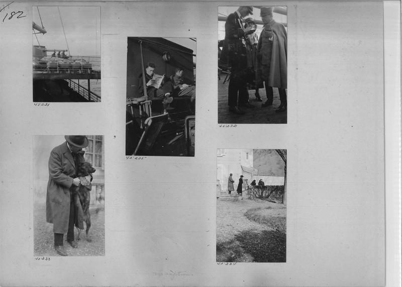 Mission Photograph Album - Europe #02 Page 0182