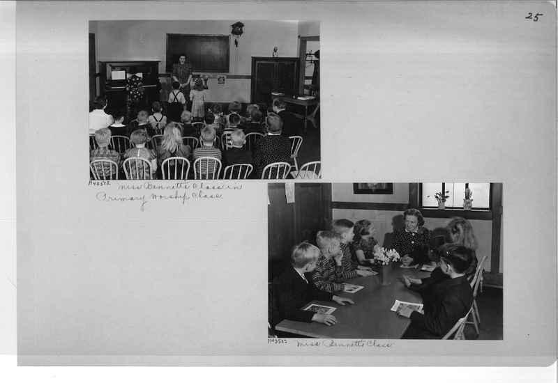 Mission Photograph Album - Religious Education #2 page 0025