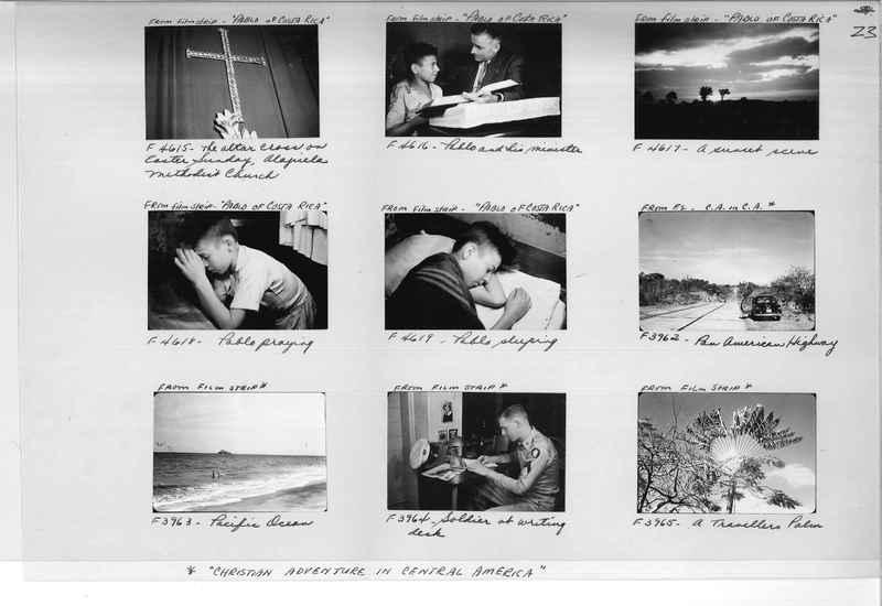 Mission Photograph Album - Panama #05 page 0023