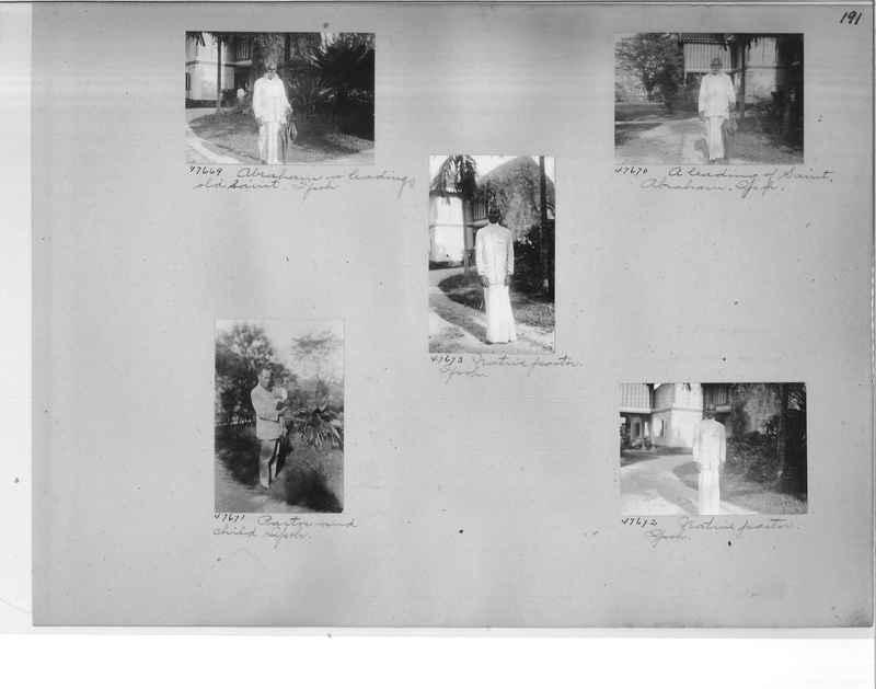 Mission Photograph Album - Malaysia #4 page 0191