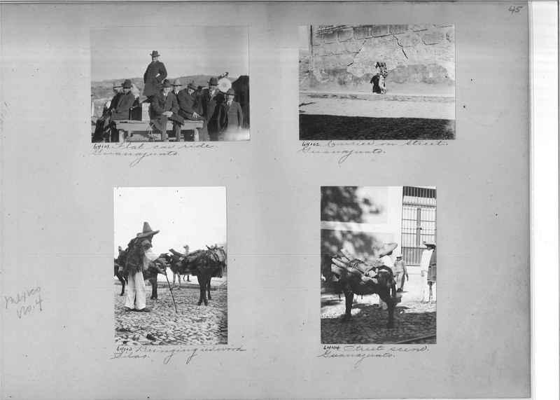 Mission Photograph Album - Mexico #04 page 0045