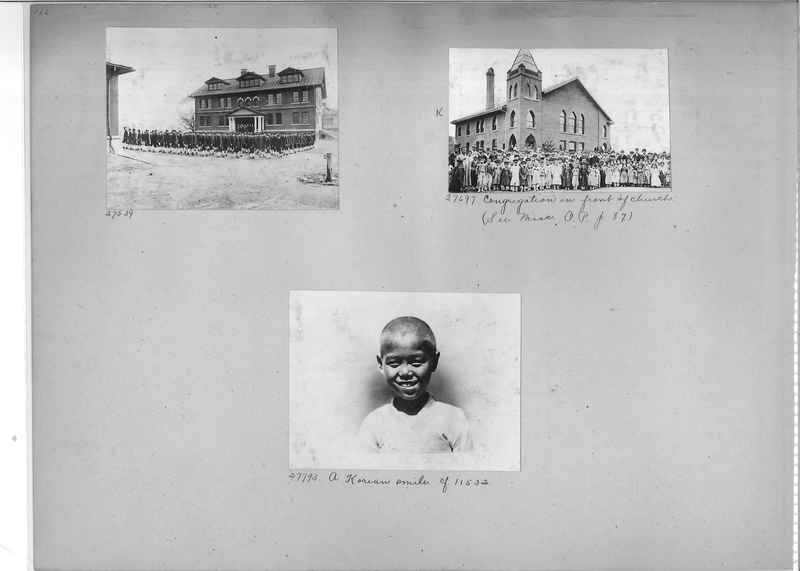 Mission Photograph Album - Korea #2 page 0166