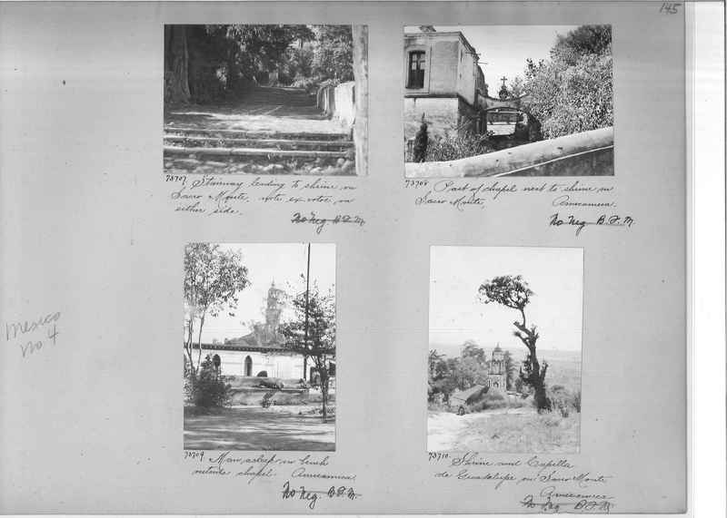 Mission Photograph Album - Mexico #04 page 0145